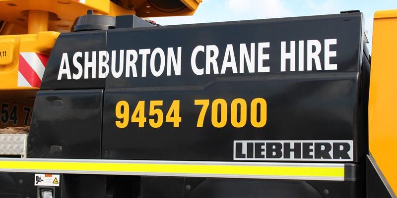 4 Crane lift Pindan Switch Rooms 128