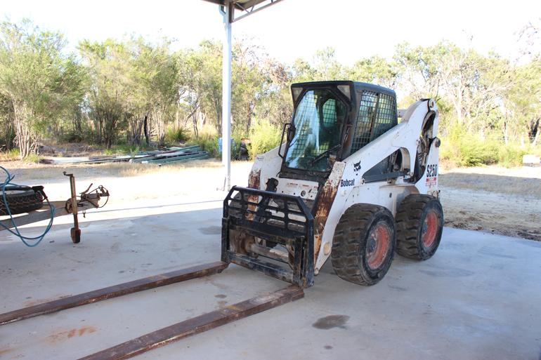 S250 Bobcat Perth