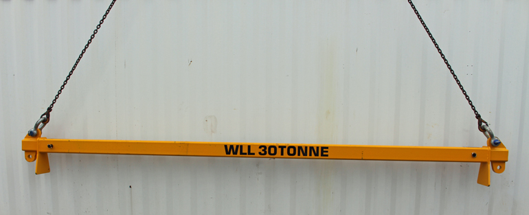 30 Tonne Spreader Bar 5m – 8m