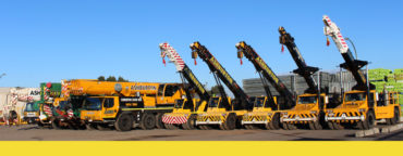 mobile crane hire Perth