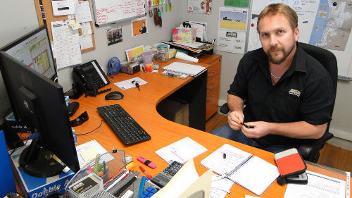 Crane Project Manager Perth