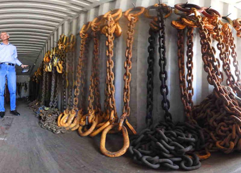 Rigging equipment hire Perth