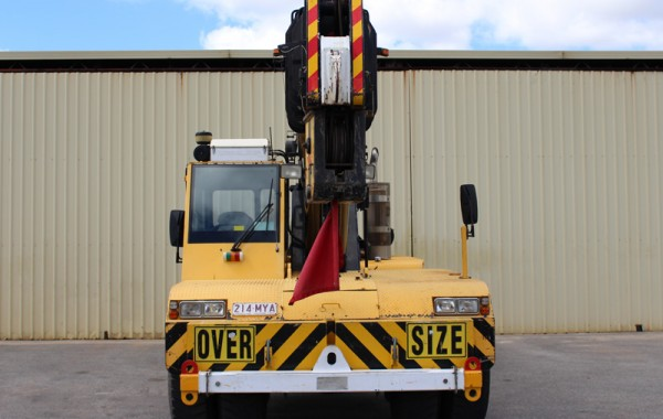 25t Franna Crane Hire, Pick and Carry Crane Hire, Perth WA