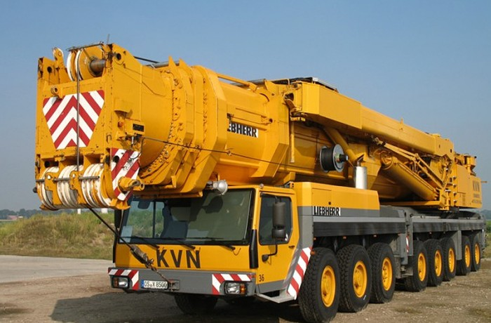 > 100T Crane Hire Perth