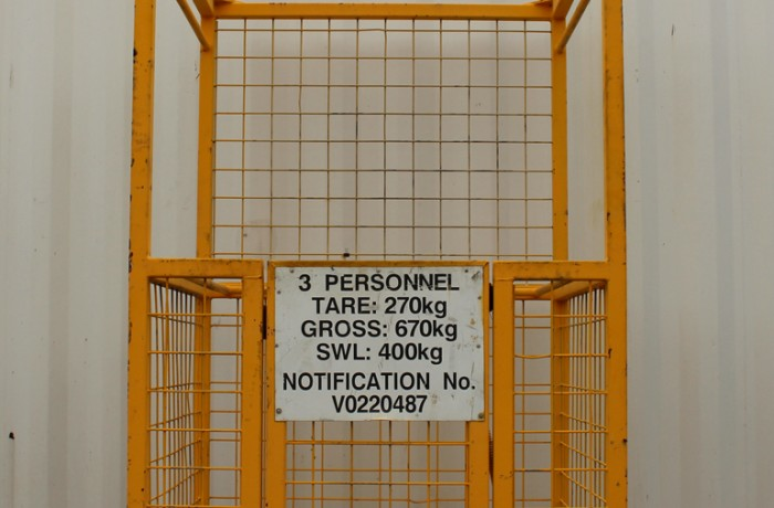 Man Cage