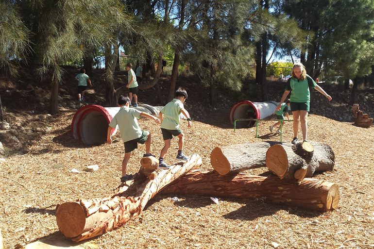 Corporate social responsibility for Perth school play ground