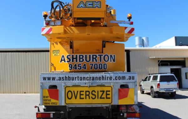 95 Tonne Liebherr Crane Hire Perth