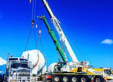 Crane Hire Australian Marine Complex