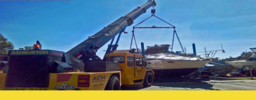 Franna pick and carry crane hire Perth